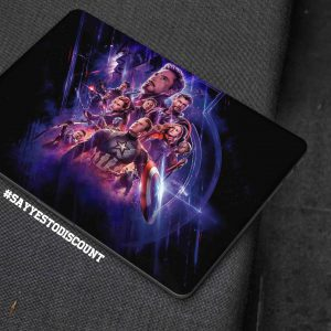 Avenger Laptop Skin