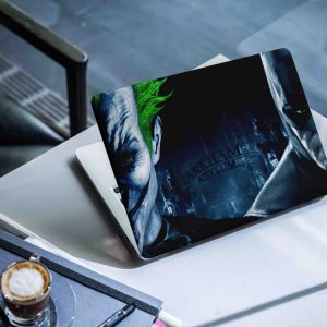 Joker Batman Laptop Skin
