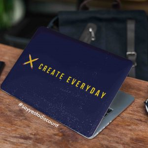 Create Everyday Designer Laptop Skin