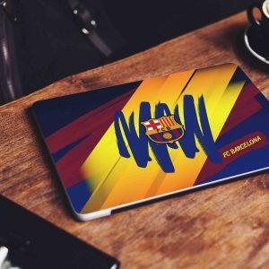 FC Barcelona Club Laptop Skin