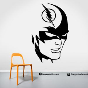 Flash Wall Decal