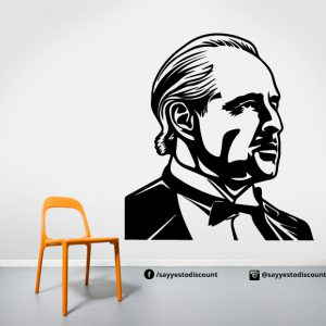 Godfather Wall Decal