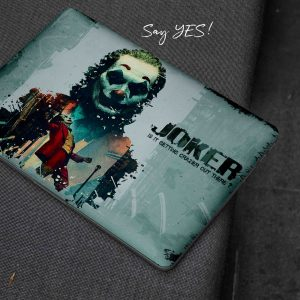 Joker Movie Laptop Skin