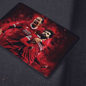 Salah Liverpool Laptop Skin