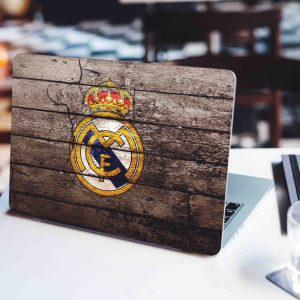 Real Madrid Laptop Skin