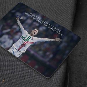 Christiano Ronaldo Laptop Skin
