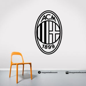 Milan ACM Logo Fifa Wall Decal