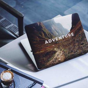 Adventure Laptop Skin