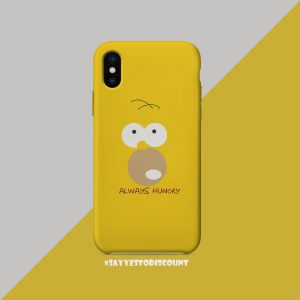 Always Hungry Homer Mobile Cover