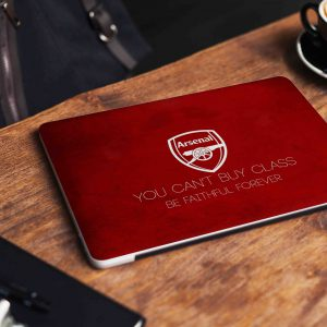 Arsenal Class Laptop Skin
