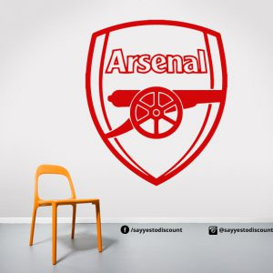 Arsenal FC Logo Fifa Wall Decal