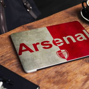 Arsenal laptop Skin