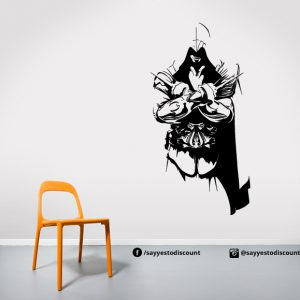 Assassin Creed Wall Decal