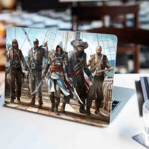 Assassin Creed Laptop Skin