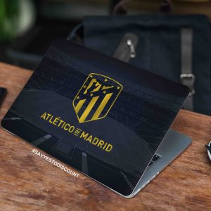 Atletico Madrid Laptop Skin