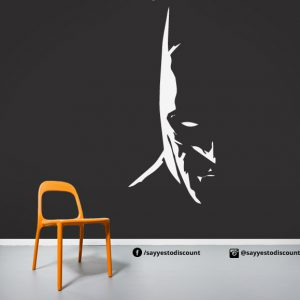 Batman Face Wall Decal