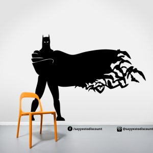 Batman Standing New Wall Decal