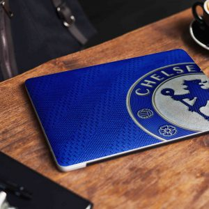 Chelsea Blue Laptop Skin