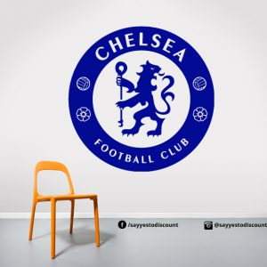 Chelsea FC Fifa Wall Decal