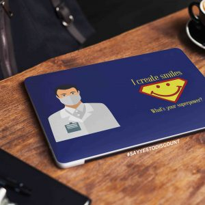 Dentist Laptop Skin