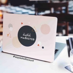Digital Marketer Laptop Skin