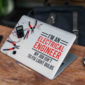 Electrical Engineer Laptop Skin