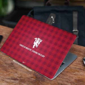 Manchester United Glory Laptop Skin