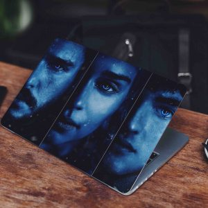 Game of Thrones Faces Laptop Skin