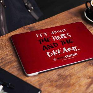 Manchester United FC Laptop Skin
