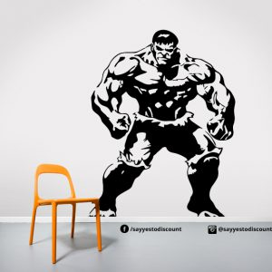 Hulk Wall Decal