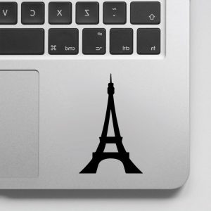 Eiffel tower Laptop Decal (Copy)