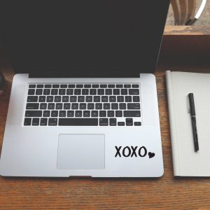 Xoxo Laptop Decal (Copy)