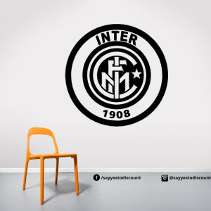 Inter Milan FC Fifa Wall Decal