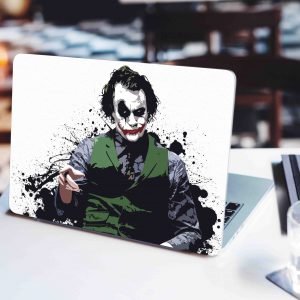 Joker Dark Knight Laptop Skin