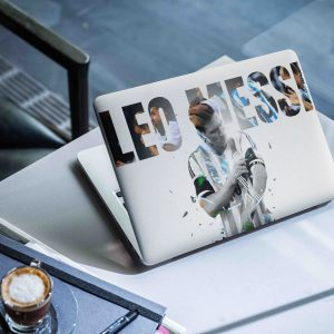 Leo Messi Laptop Skin