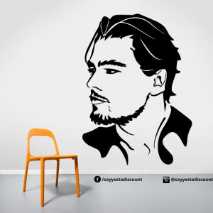 Leonardo DiCaprio Wall Decal
