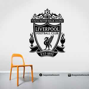 Liverpool FC Fifa Wall Decal