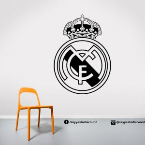 Real Madrid FC Wall Decal