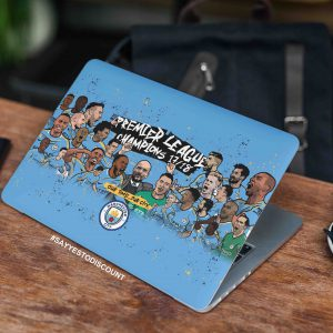 Manchester City Laptop Skin