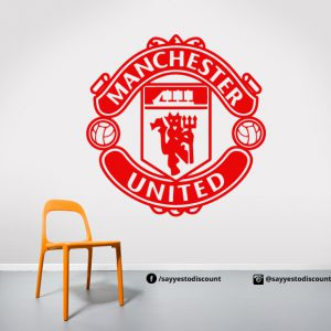Manchester United FC Wall Decal