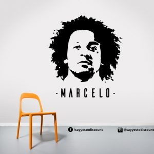 Marcelo Football Wall Decal