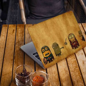 Minnions Funny Laptop Skin