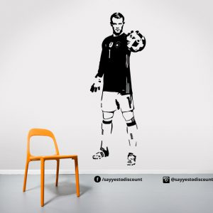 Manuel Neuer Fifa Wall Decal