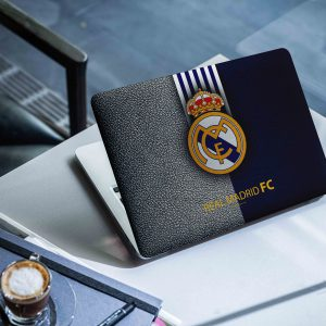 Real Madrid FC Laptop Skin