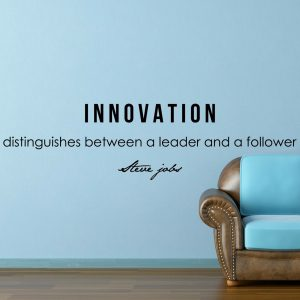 Innovation Wall Decal
