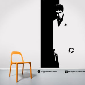 Scarface Wall Decal