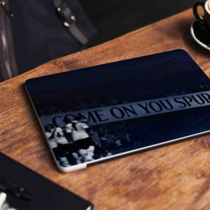 Come on Spurs Tottenham Hotspur FC Laptop skin