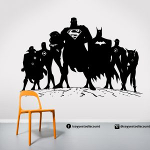 Superheroes Marvel Wall Decal