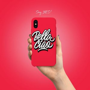 Bellaciao Mobile Cover