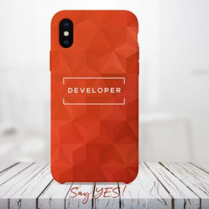 Developers Mobile Cover